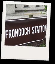 Irish POWs at Frongoch